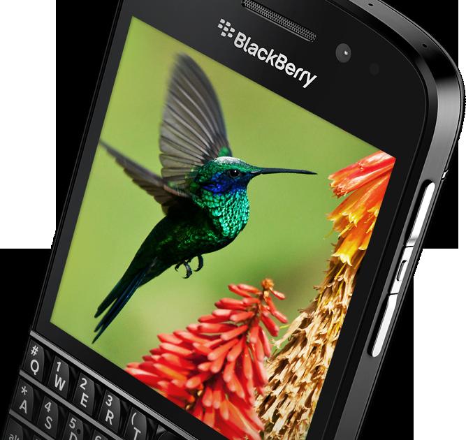 BlackBerry Q10 7