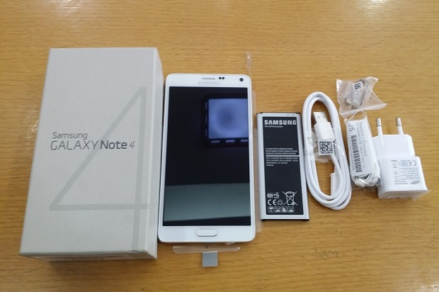 samsung galaxy note 4 n910t t mobile thiết kế đẹp