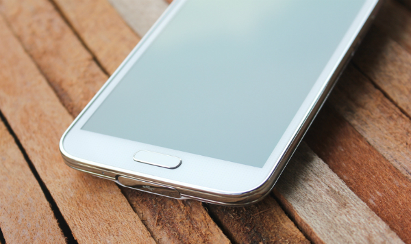 Samsung Galaxy S5 Au Xách Tay Nhật home