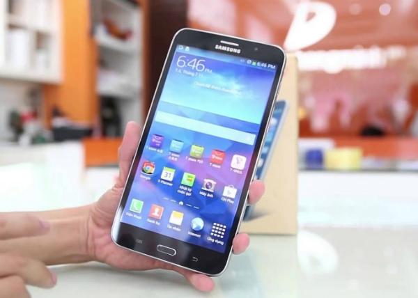 Samsung Galaxy W SM-T255S cấu hình mạnh mẽ