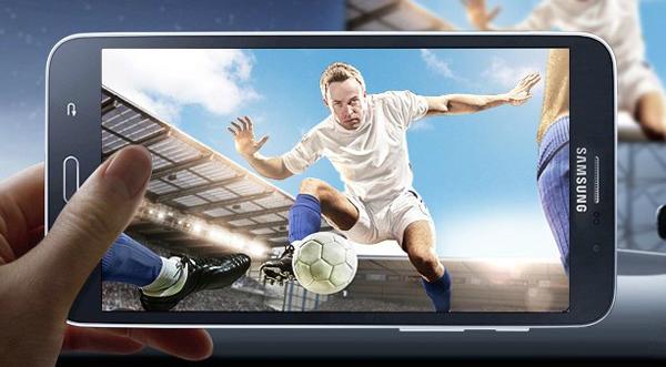 Samsung Galaxy W SM-T255S màn hình sắc nét