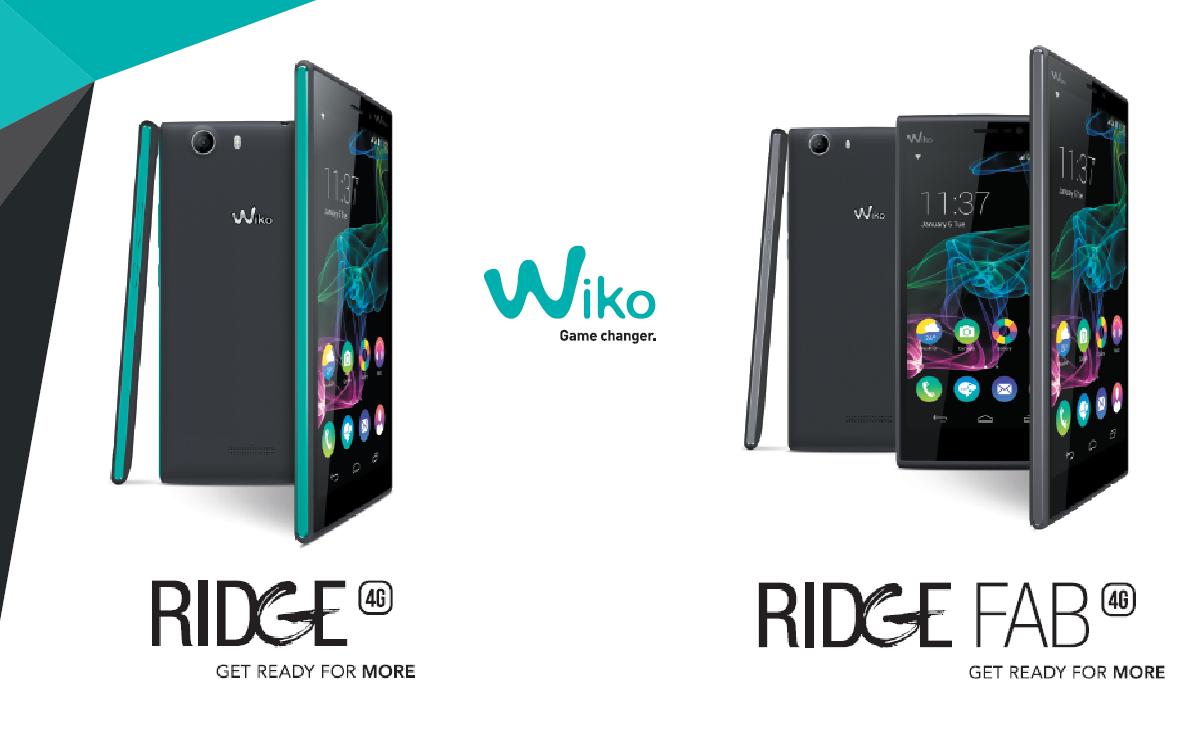 wiko ridge 4g ra mắt