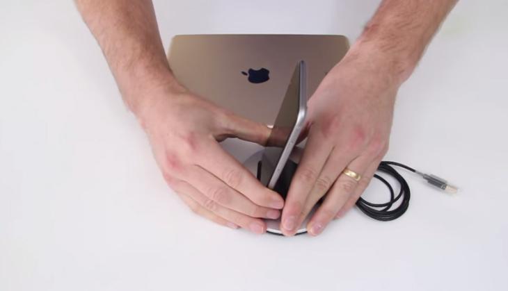 Lắp dock sạc iPhone 6, iPhone 6 plus