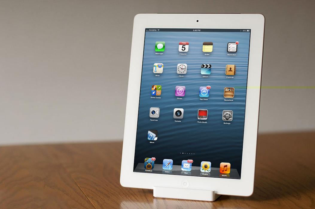 Hình ảnh iPad 3 32GB - 3G Wifi Cũ (Like New 99%)