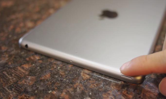 iPad Mini 2 Cũ sở hữu thiết kế nguyên khối cứng cáp