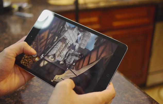 Cấu hình mạnh mẽ giúp iPad Mini 2 xử lý mọi tác vụ game một cách mượt mà