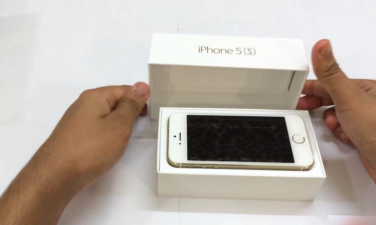 Hình ảnh ở hộp iPhone 5S Lock 02