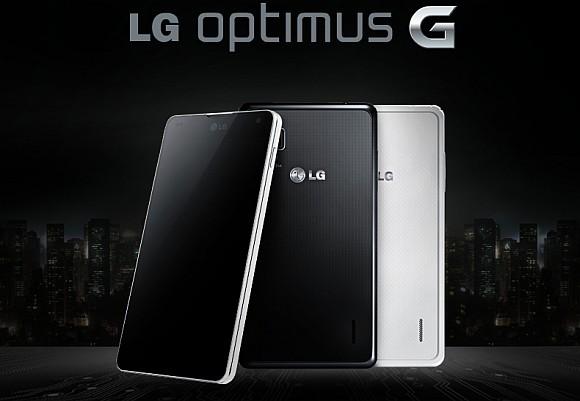LG Optimus G F180 ra mắt