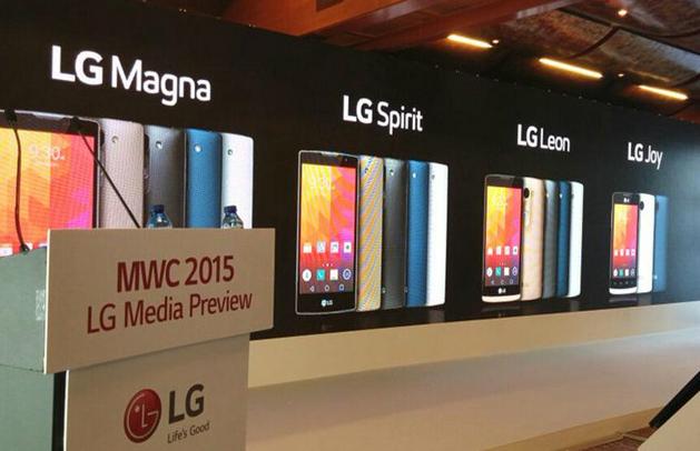 LG Joy ra mắt cùng 3 sản phẩm khác
