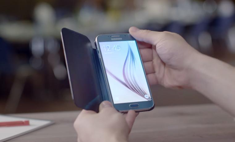 Bao da với Samsung Galaxy S6
