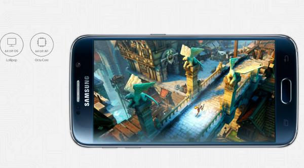 Samsung Galaxy S6 Duo 2 sim cấu hình khủng