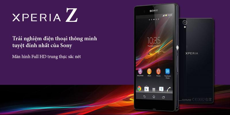 Sony Zperia Z 1