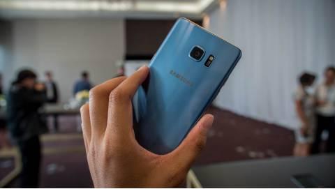 Samsung Galaxy Note 8 Blue Coral bất ngờ xuất hiện