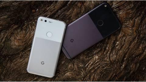 Google Pixel 2 gây tò mò với công nghệ cảm biến vân tay mới