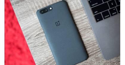 Hình ảnh OnePlus 5 giá khoảng 14,5 triệu tại Việt Nam