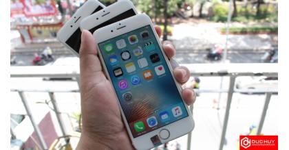 iPhone 6 rủ rê Samsung Galaxy S7 đánh chiếm phân khúc 4-5 triệu