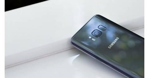 Samsung Galaxy S8 Plus quyến rũ trong diện mạo mới