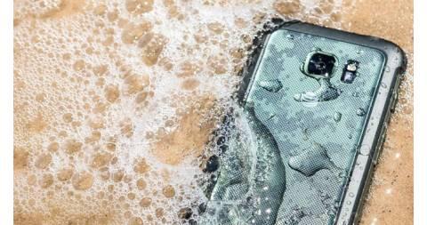 Samsung Galaxy S8 Active lộ ảnh thực tế không có màn hình vô cực?
