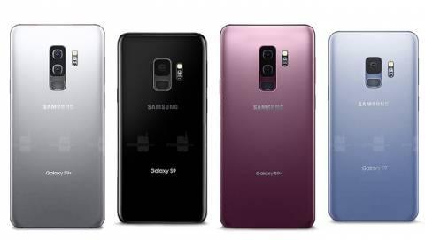 Cùng ngắm 4 màu sắc chính thức của siêu phẩm Samsung Galaxy S9 và S9+