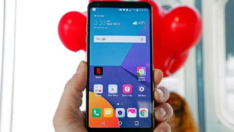 Hướng dẫn up rom 8.0.0 chính thức cho LG G6 H873, giao diện như V30