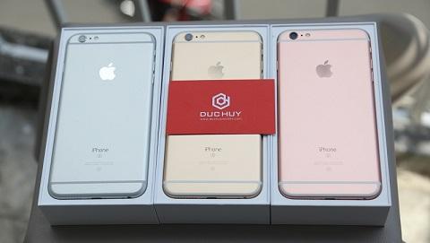 Sắm ngay iPhone 6s Plus xịn giá rẻ bất ngờ, tầm 7 triệu tại Đức Huy Mobile