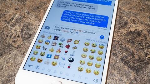 Mẹo hay tạo ngay phím tắt nhanh cho Emoji trên iOS