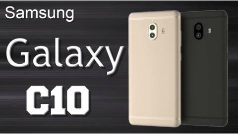 Samsung Galaxy C10 Plus lộ cấu hình với Snapdragon 660, RAM 6 GB