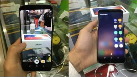 Samsung Galaxy S9 lộ diện trong clip mới với thiết kế viền mỏng hơn S8