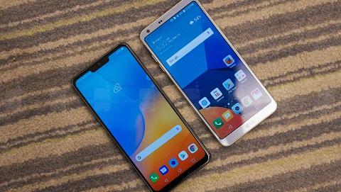 So sánh nhanh LG G7 ThinQ và LG G6, có gì khác biệt giữa 2 thế hệ?