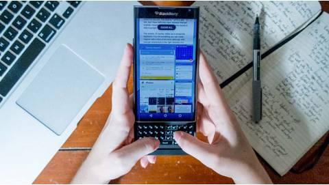 BlackBerry Priv sẽ không còn được hỗ trợ cập nhật phần mềm