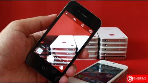Hình ảnh iPhone 4 chưa active giá 1,5 triệu mê hoặc iFan