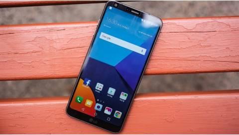 LG G6 chính thức được lên đời Android 8.0 Beta