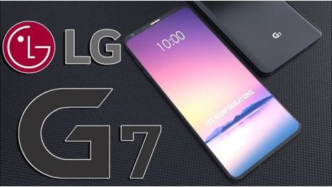 LG G7 sẽ ra mắt vào tháng 3 với màn hình OLED, chip Snapdragon 845