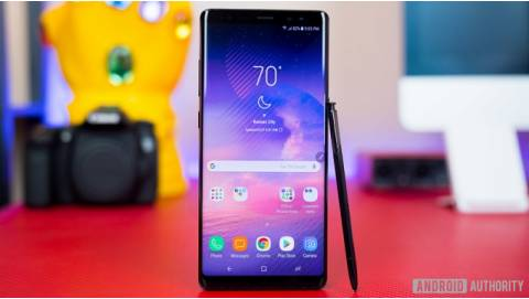 Những lỗi thường gặp trên Samsung Galaxy Note 8 và cách khắc phục