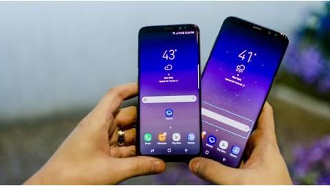 Samsung Galaxy S8, S8 Plus sắp được cập nhật Android 8 bản chính thức