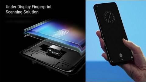 Vivo sẽ trình làng smartphone có cảm biến vân tay dưới màn hình