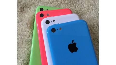 Cận cảnh iPhone 5C quốc tế giá chỉ 3,3 triệu đồng tại Duchuymobile.com