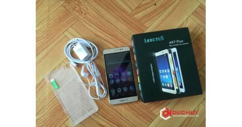 Arbutus AR7 Plus: Đập hộp và đánh giá nhanh smartphone giá 2 triệu tại Duchuymobile.com