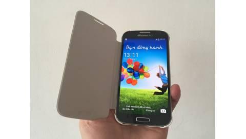 Tặng ngay bao da thời trang khi mua Samsung Galaxy S4 Docomo giá chỉ 2,7 triệu