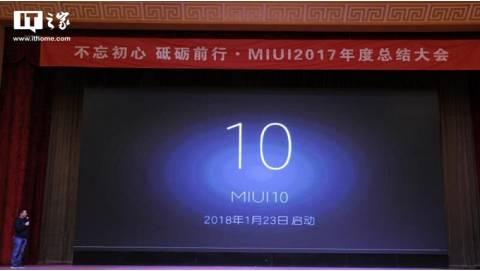 Xiaomi chính thức ra mắt MIUI 10 bổ sung nhiều tính năng mới