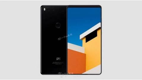 Xiaomi Mi 7 lộ ảnh với viền siêu mỏng, camera kép, chip Snapdragon 845