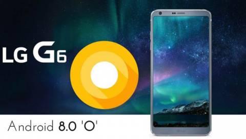 LG G6 lênAndroid 8.0 Oreo, hứa hẹn sẽ lên tiếp Android 8.1