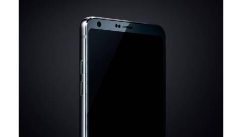 LG G6 đã chính thức xuất hiện
