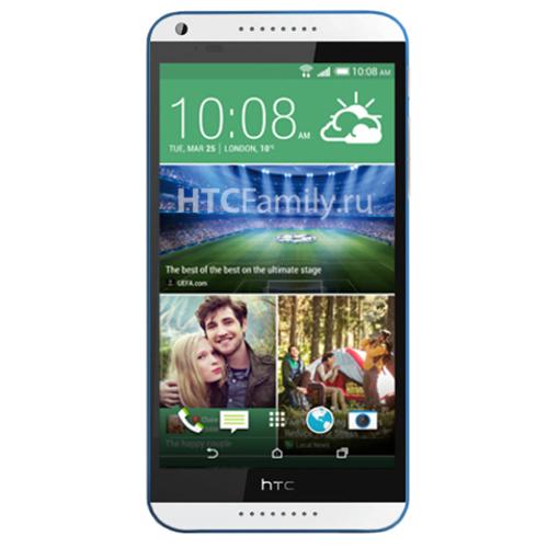 HTC Desire 820 Dual Sim (2 Sim)