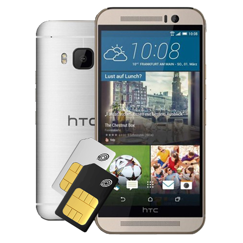 HTC One M9 2 SIM