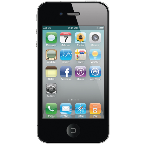 iPhone 4 16GB  (Like New 99%)