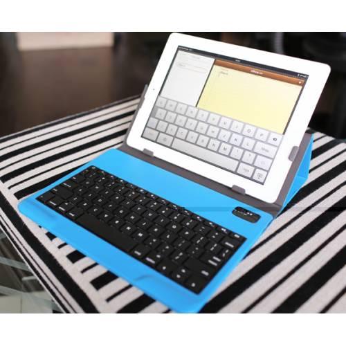 Bao da bàn phím bluetooth cho iPad 2,3,4