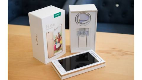 Trên tay Oppo F3 Plus: Snapdragon 653, 3 camera siêu đỉnh, chuyên gia selfie đã trở lại