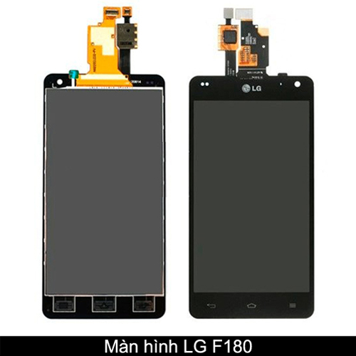 Thay màn hình, mặt kính LG F180