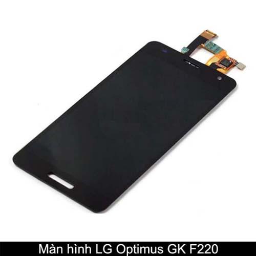 Thay màn hình, mặt kính LG Optimus GK F220